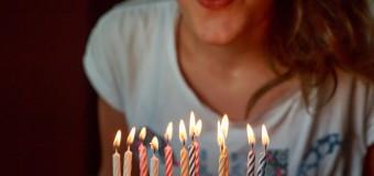 Lisa's Twenty-Something Birthday Goals